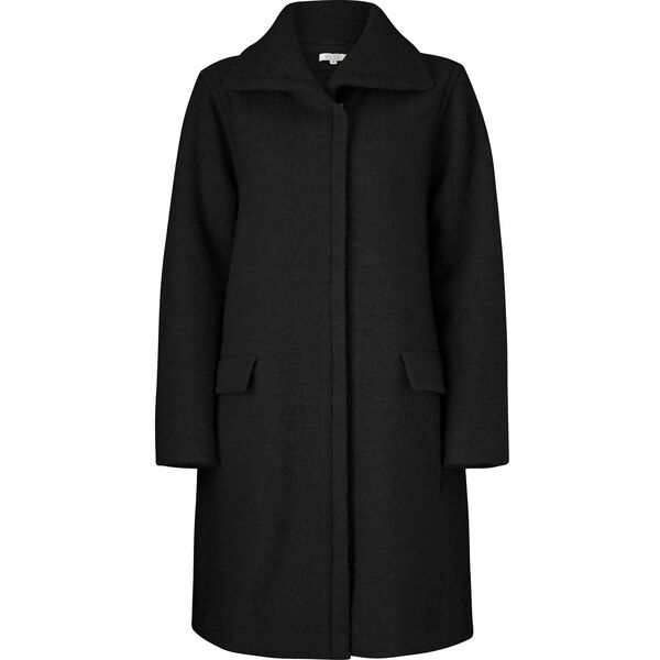 THELMA COAT , BLACK, hi-res