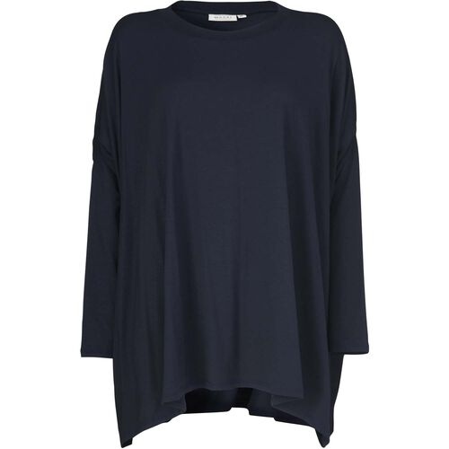 DIONA TOP, NAVY, hi-res