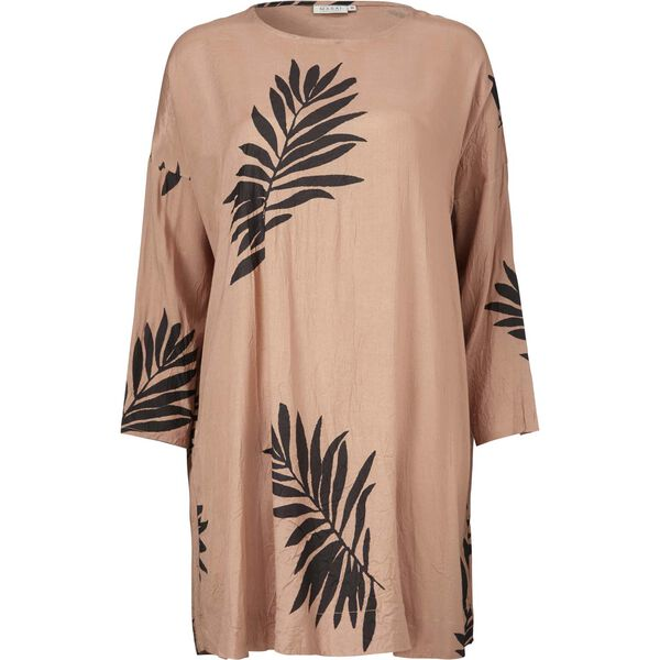 GENEVA TUNIC, TAN, hi-res