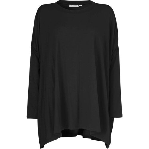 DIONA TOP, BLACK, hi-res
