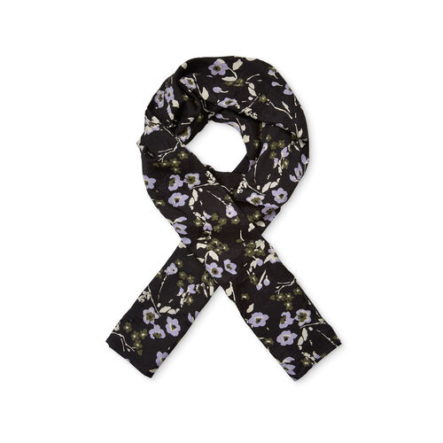 ALONG SCARF, WISTER ORG, hi-res
