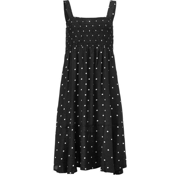 OPAL DRESS, BLACK, hi-res