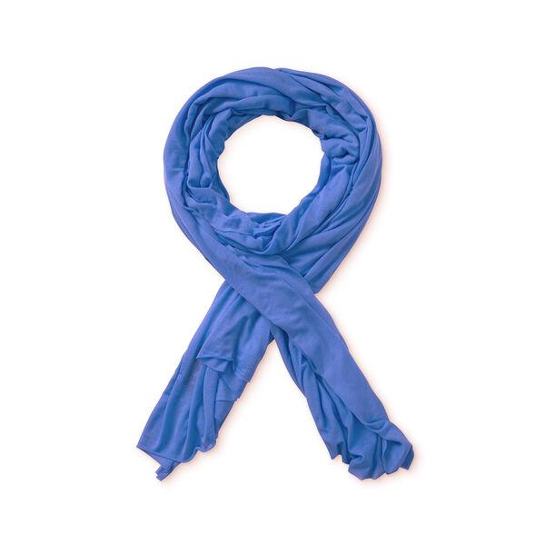 AMEGA SCARF, BLUE, hi-res