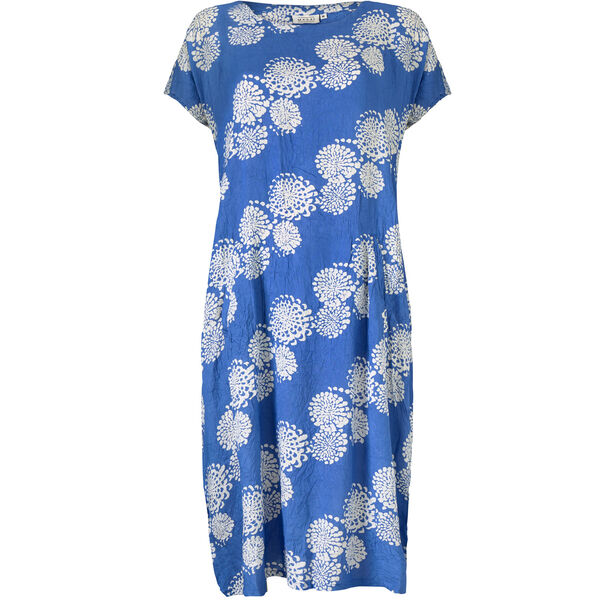 ODILLA DRESS, BLUE, hi-res
