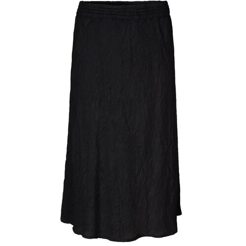 SOL SKIRT, BLACK, hi-res