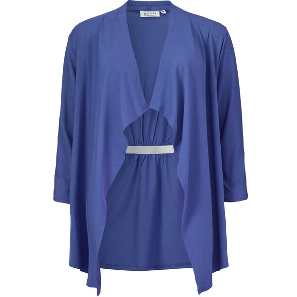ILLANI CARDIGAN, BLUE, hi-res