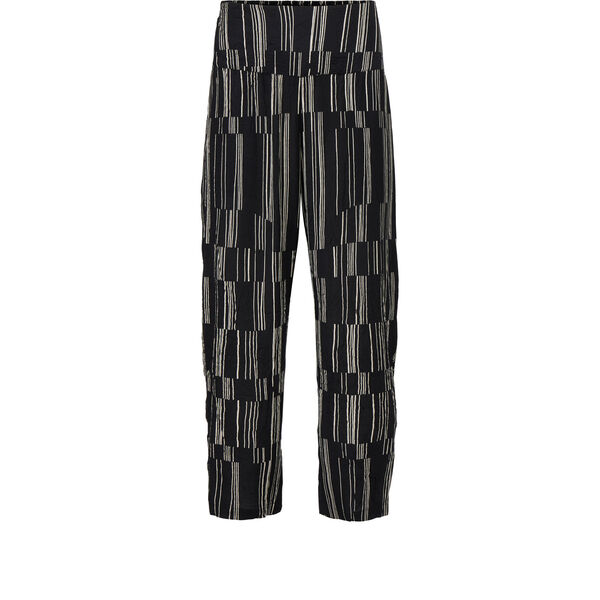 PANNA TROUSERS, Black, hi-res