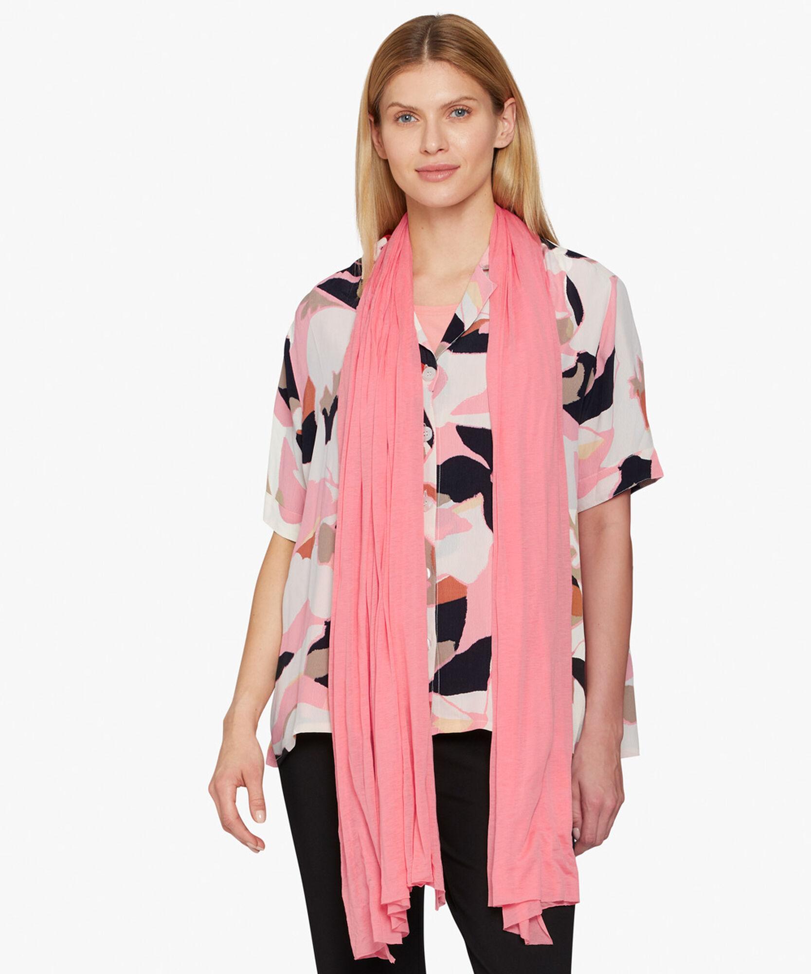 AMEGA SCARF, Peach Blossom, hi-res