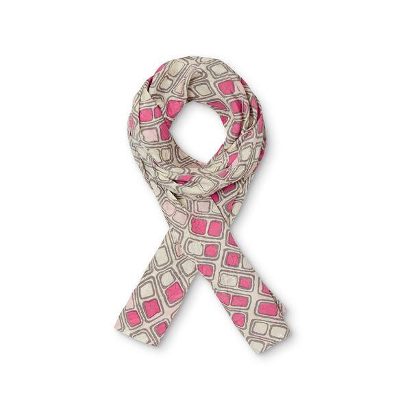 Along scarf, FLAMINGO, hi-res
