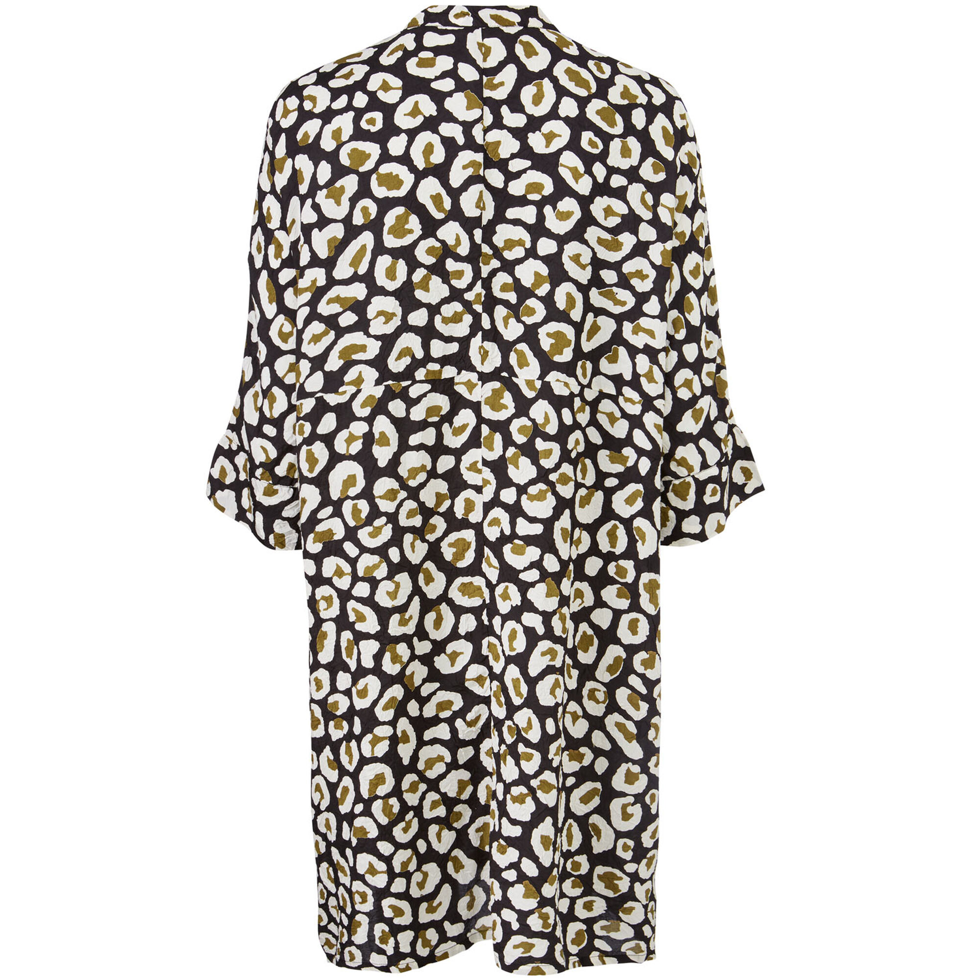 IOSETTA SHIRT DRESS, Beech, hi-res