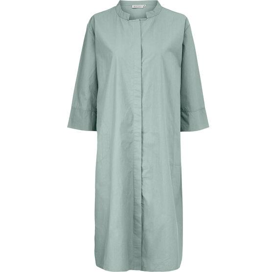 NIMES SHIRT DRESS, Stormy Sea, hi-res