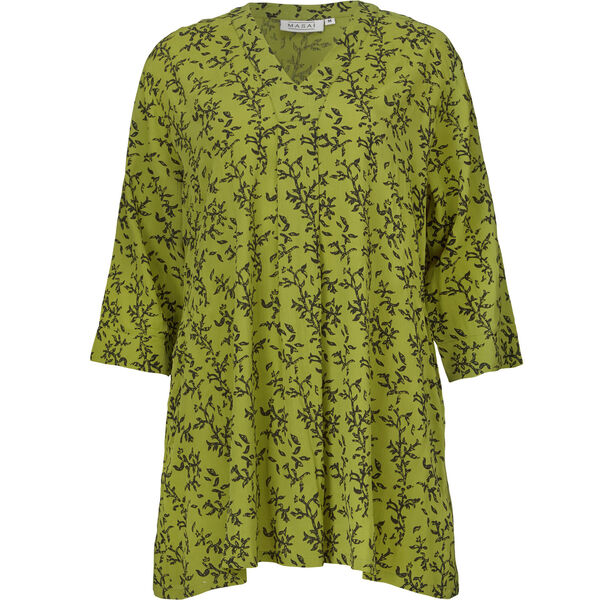 GLENDA TUNIC, LIME, hi-res