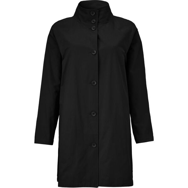 TERESA COAT, BLACK, hi-res