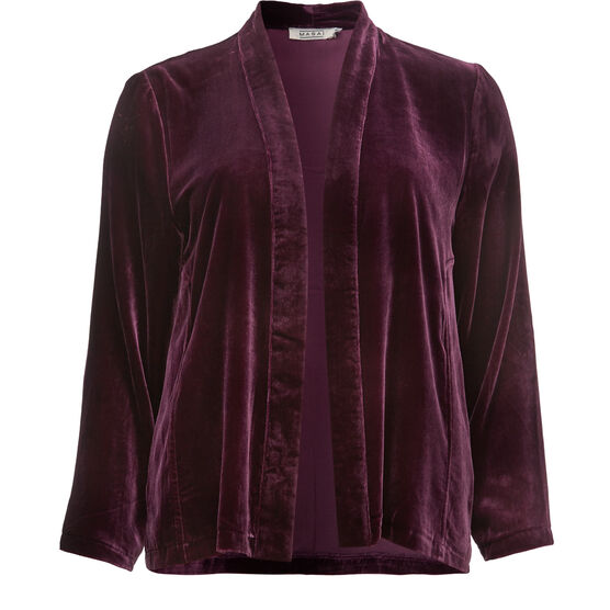 JOELLA JACKET, WINE, hi-res
