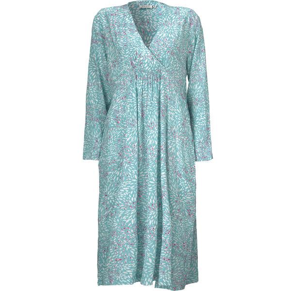 Norina dress, AQUA, hi-res
