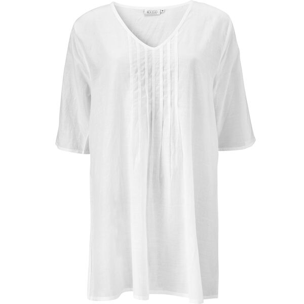 GABONA TUNIC, WHITE, hi-res
