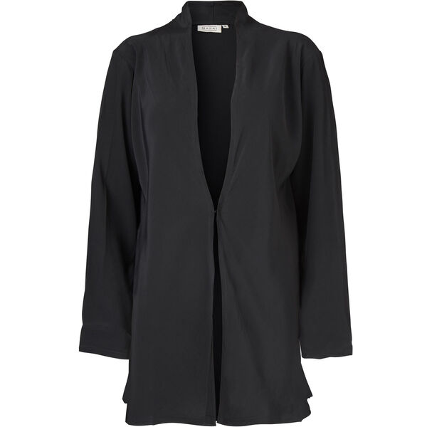 JUSIA JACKET, BLACK, hi-res