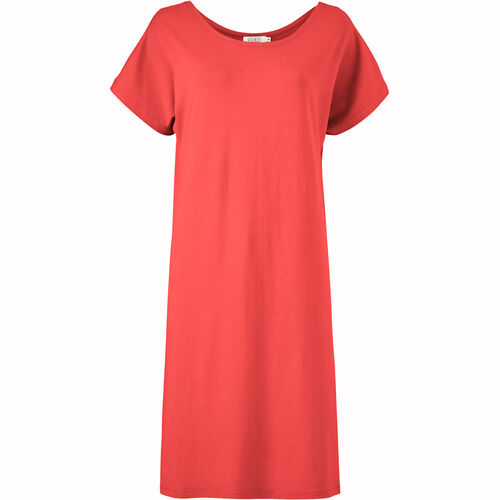 NANNE DRESS, Cayenne, hi-res