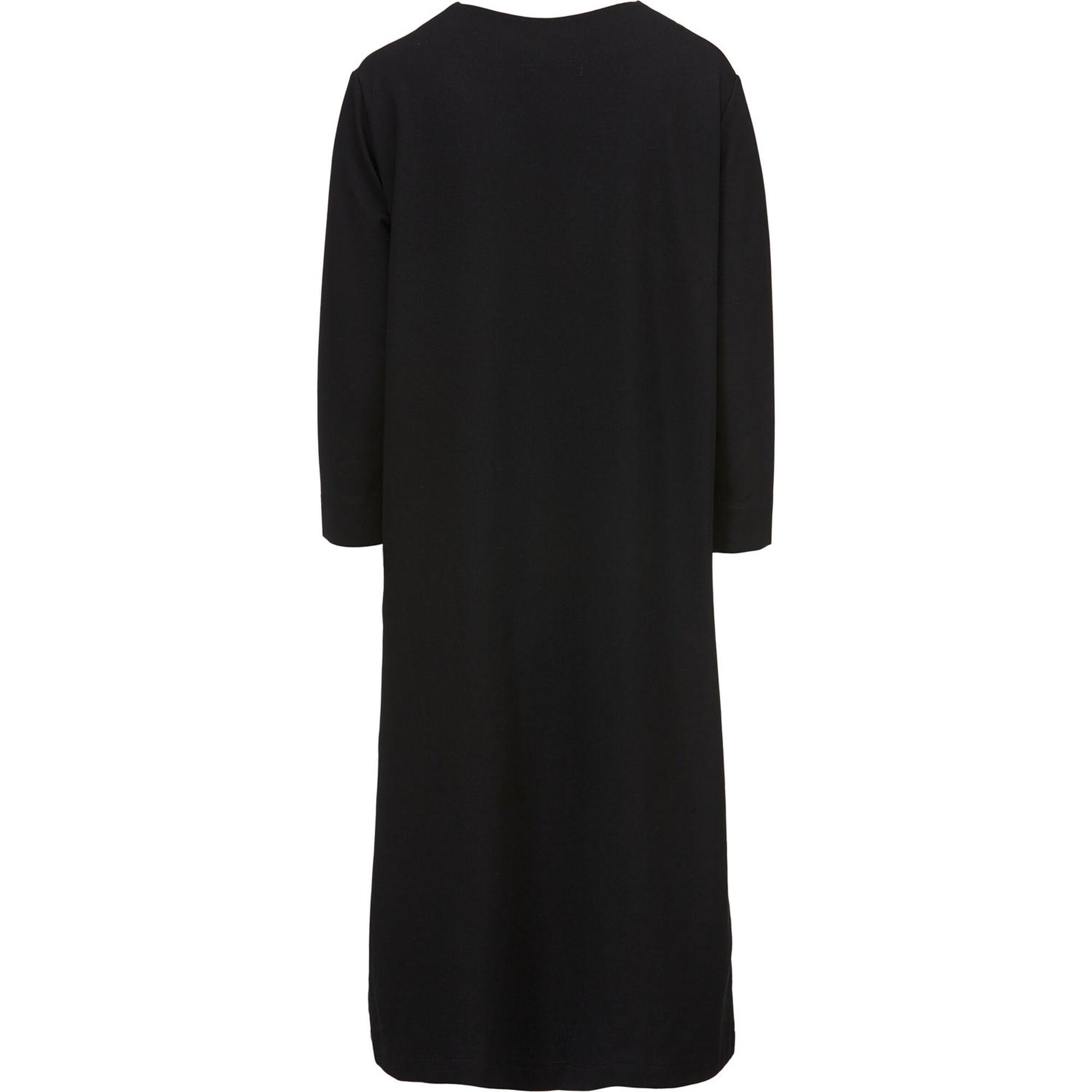 NIKINI DRESS, Black, hi-res