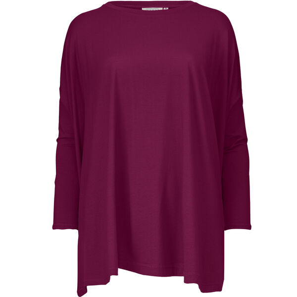 DIONA TOP, CLARET, hi-res