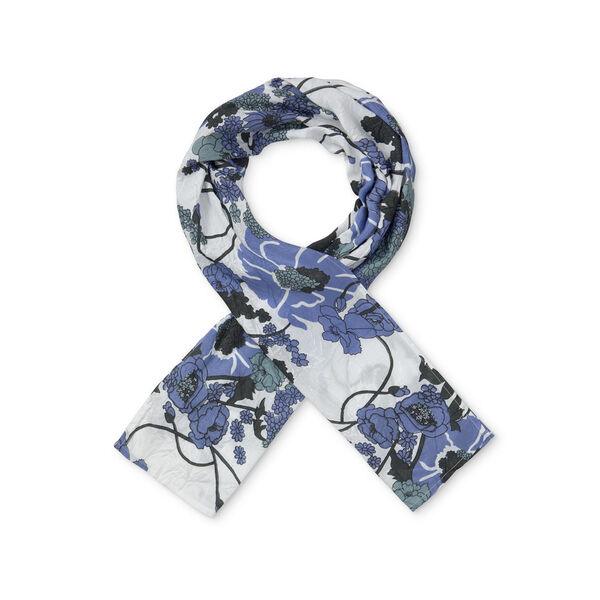 ALONG SCARF, BLUE, hi-res