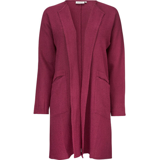 JALILA JACKET, BEETROOT, hi-res