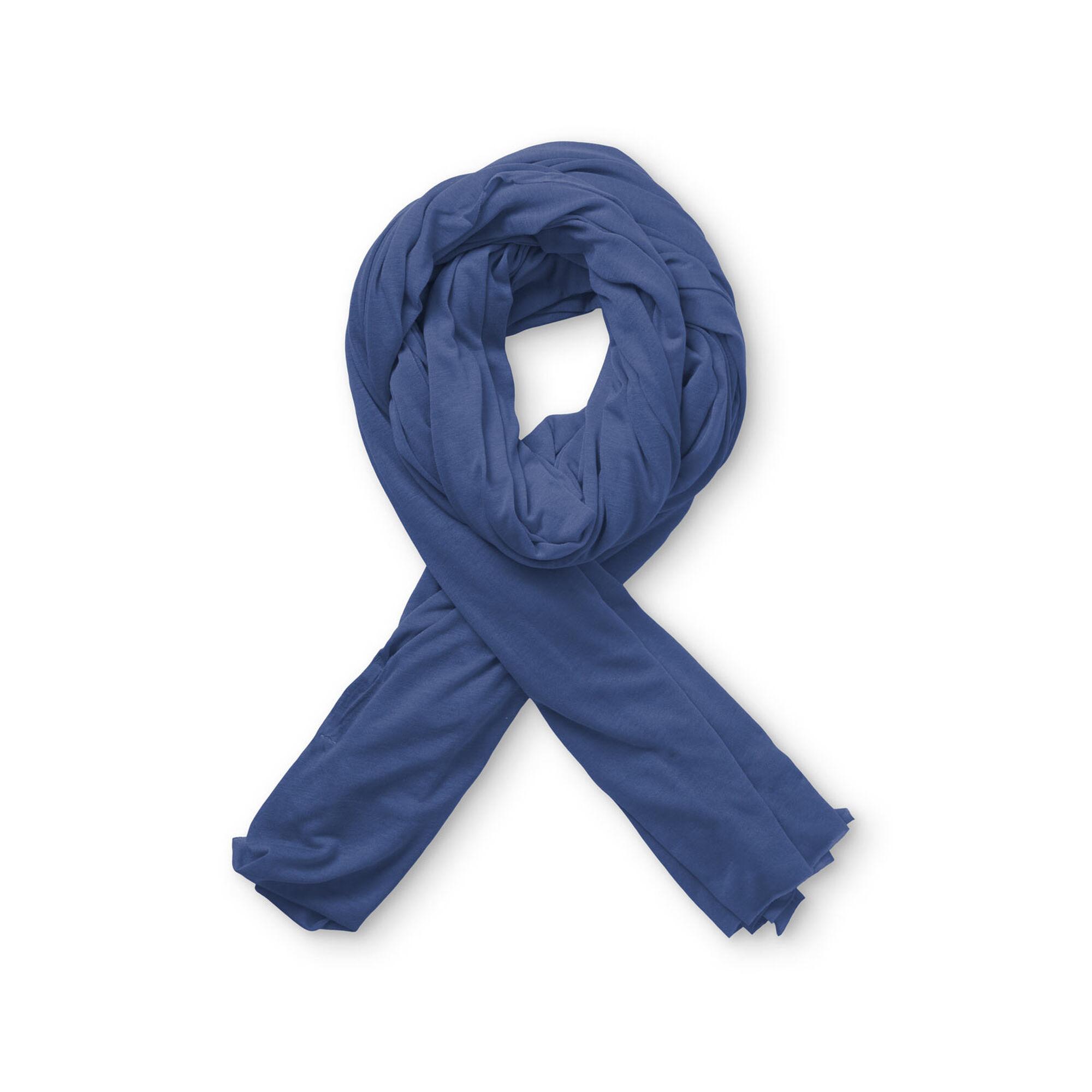 AMEGA SCARF, Crown Blue, hi-res