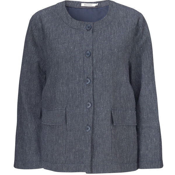 JACOBA JACKET, NAVY, hi-res