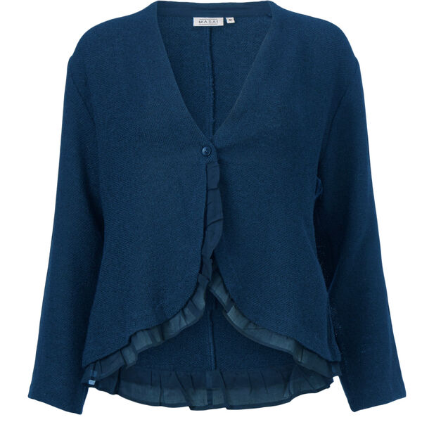 JENELLE JACKET, OXFORD BLUE, hi-res