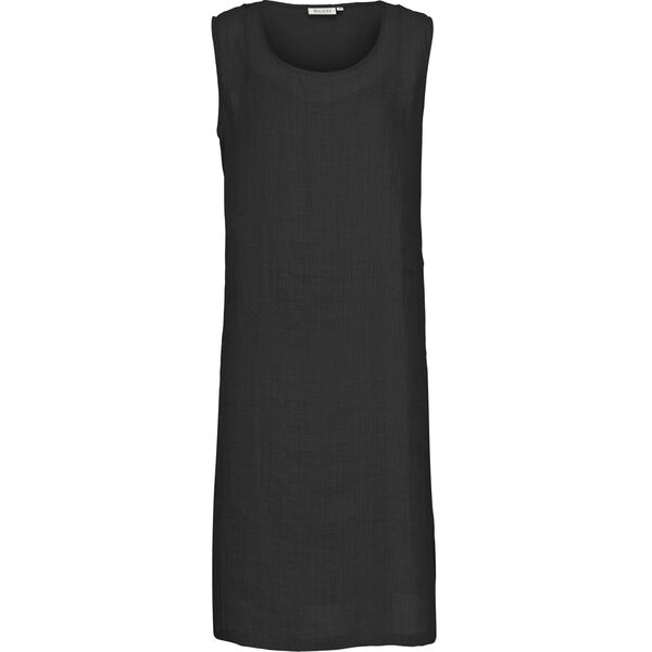 ODETTI DRESS, Black, hi-res