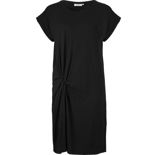 HANNA TUNIC, BLACK, hi-res