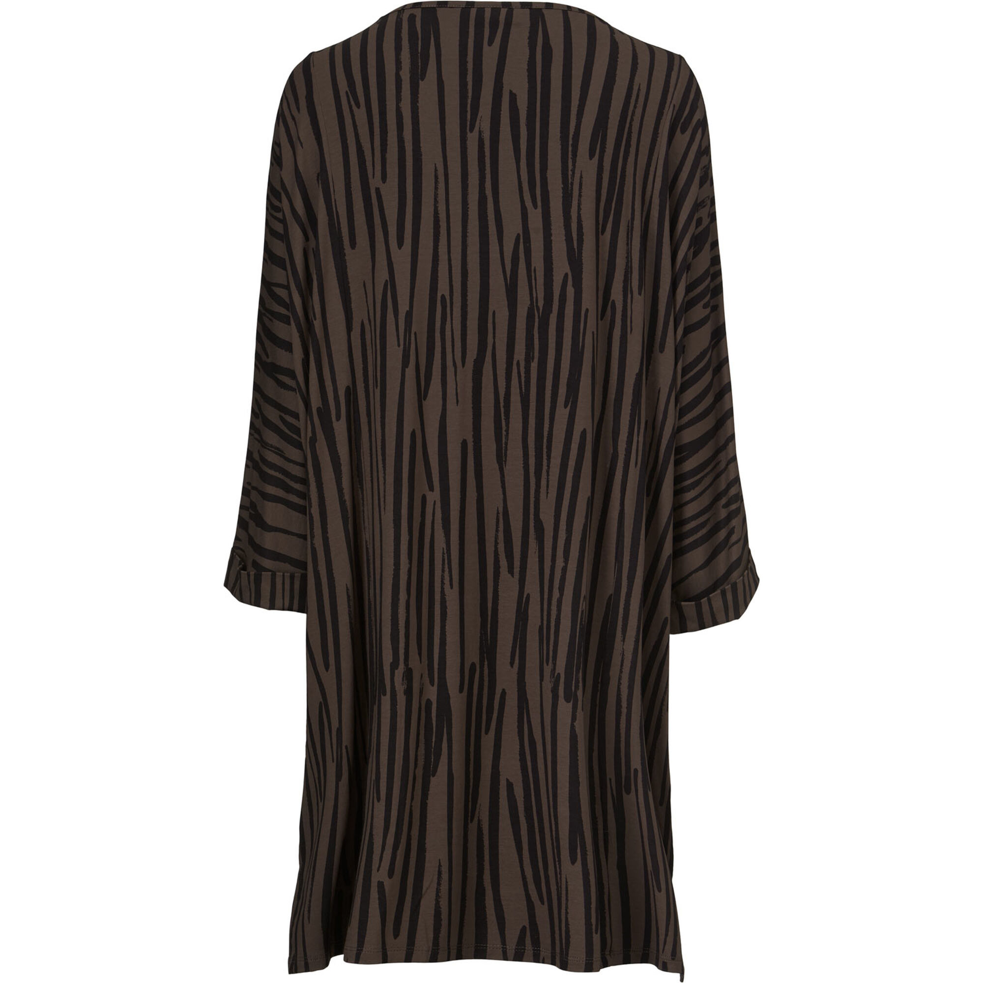 GALENY TUNIC, Chocolate, hi-res