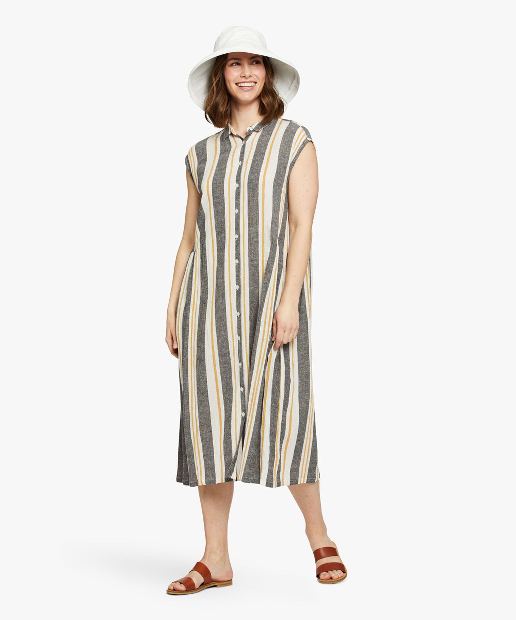 OLLAS SHIRT DRESS, Chai Tea, hi-res