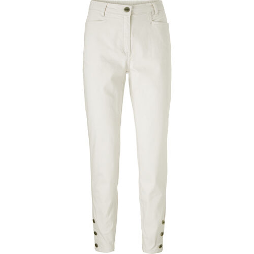 PETRINE TROUSERS, CREAM, hi-res