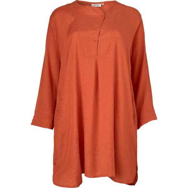 GLUS TUNIC, FLAME, hi-res
