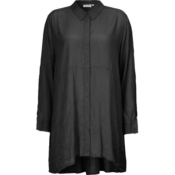 ITANA BLOUSE, BLACK, hi-res