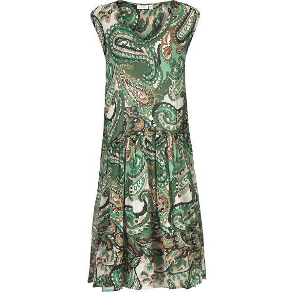 NEMAS DRESS, Stone Green, hi-res