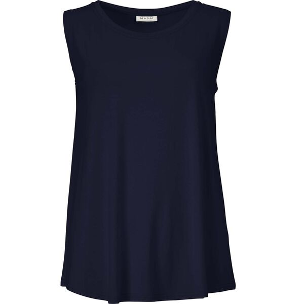 ELISA TOP, NAVY, hi-res