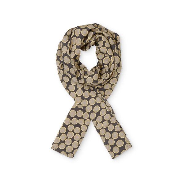 Along scarf, KHAKI, hi-res