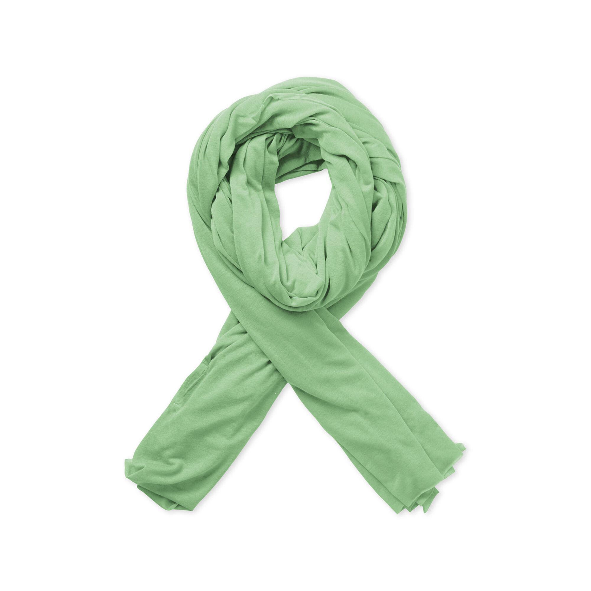 AMEGA SCARF, Quiet Green, hi-res