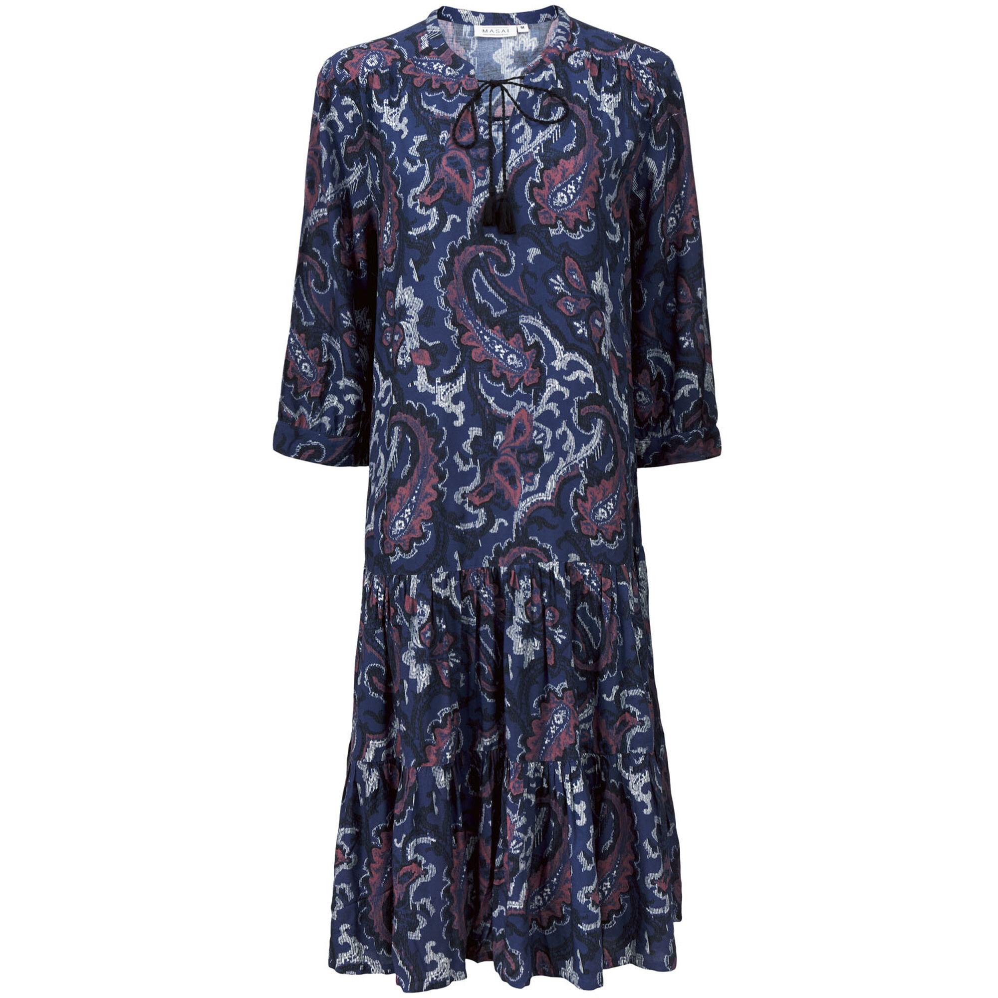 NARI DRESS, Crown Blue, hi-res