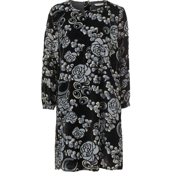 GLENYS DRESS, BLACK, hi-res