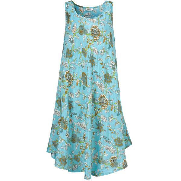 OCULLA DRESS, BLUE MIST, hi-res