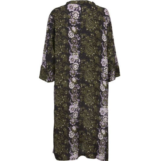 NIMES DRESS, WISTERIA, hi-res