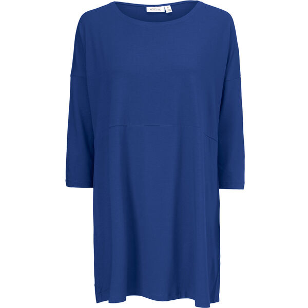 BINNE TUNIC, ROYAL BLUE, hi-res