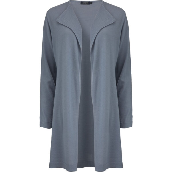 LONE CARDIGAN, DUSTY BLUE, hi-res