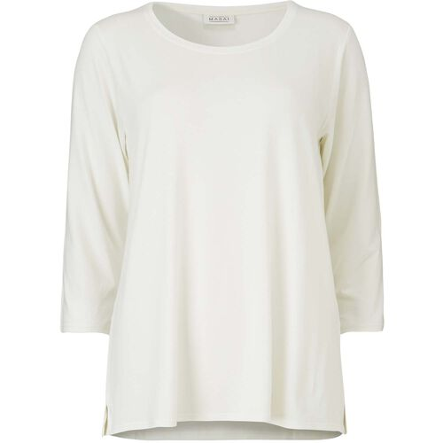 CILLA TOP, CREAM, hi-res