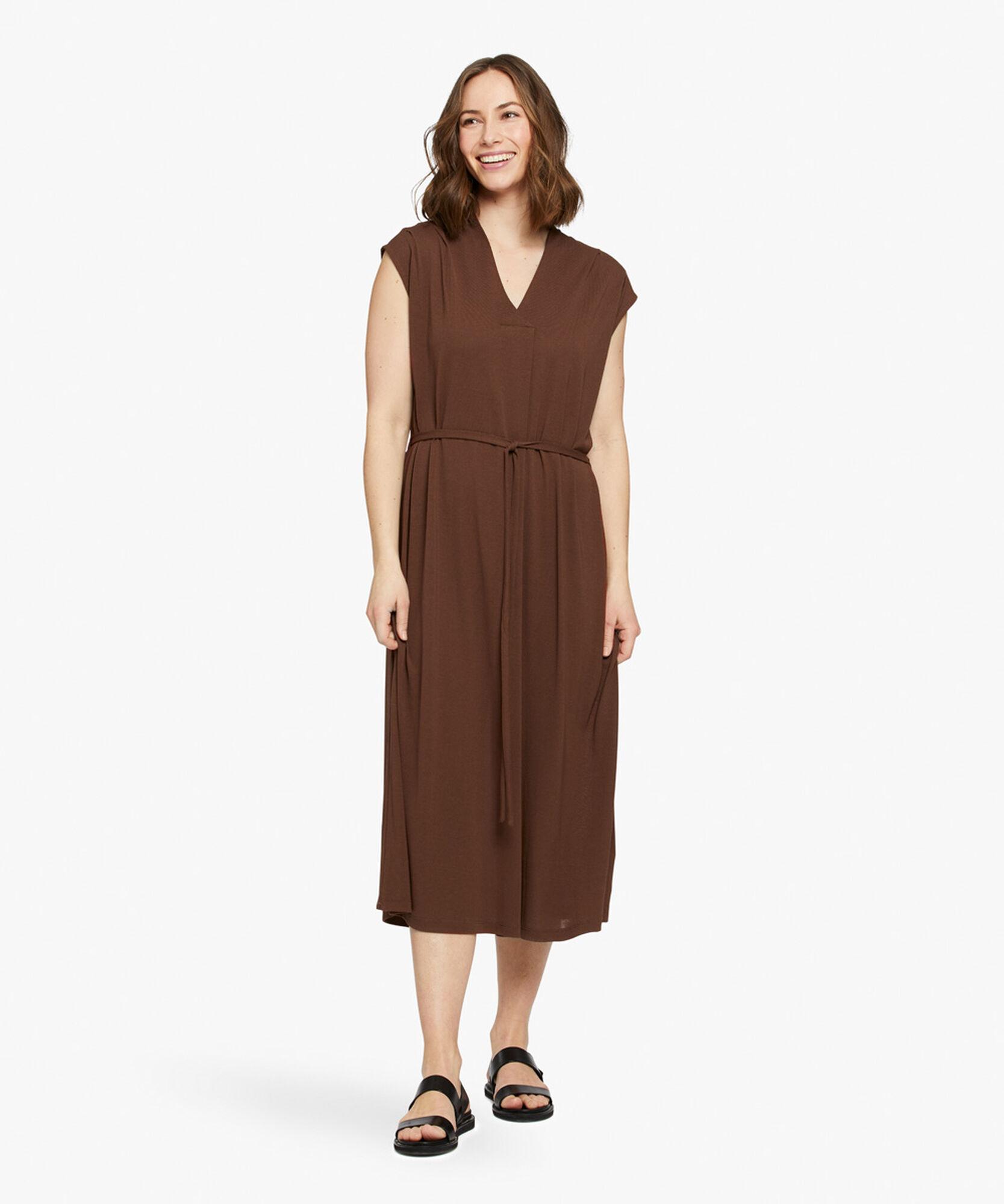 OTALIA DRESS, Tiramisu, hi-res