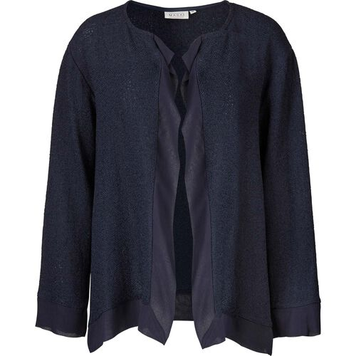 JORGINE JACKET, NAVY, hi-res