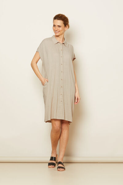 NELLA DRESS, Pure Cashmere, hi-res